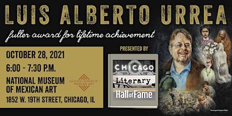 Fuller Award: Luis Alberto Urrea tickets