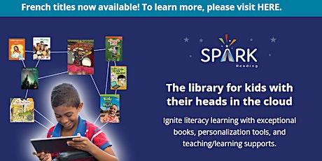 Spark Reading Digital Library K-6 Demo tickets