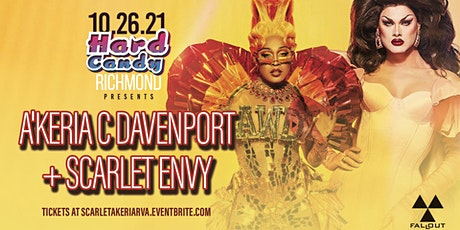 Hard Candy Richmond with A'Keria Davenport & Scarlet Envy tickets
