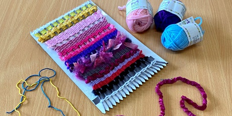 Weaving Workshop 1-1.45pm tickets