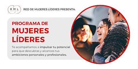 Programa de Mujeres Líderes entradas