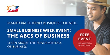 The ABCs of Business | MFBC Small Business Week Event tickets