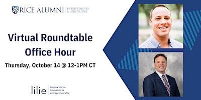 Virtual RAEI Roundtable Office Hour