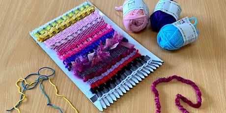 Weaving Workshop 2-2.45pm tickets
