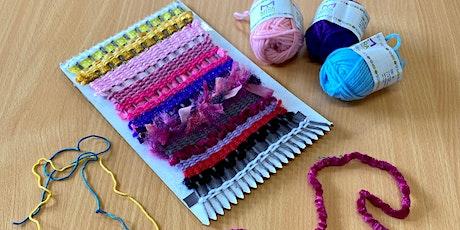 Weaving Workshop 3 - 3.45pm tickets