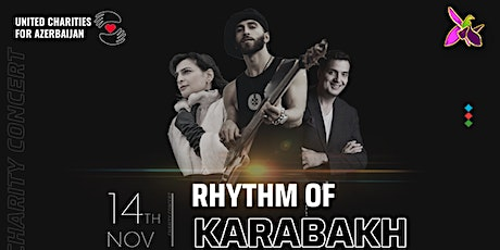 Rhythm Of Karabakh - A Concert for Charity tickets