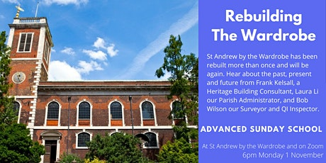 Advanced Sunday School tickets