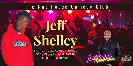 The Jeff Shelley Comedy Show tickets