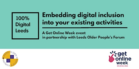 Embedding digital inclusion into your existing activities tickets