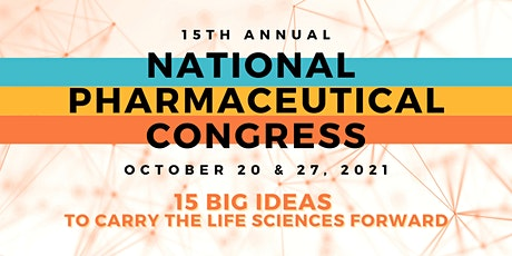 15th Annual National Pharmaceutical Congress tickets