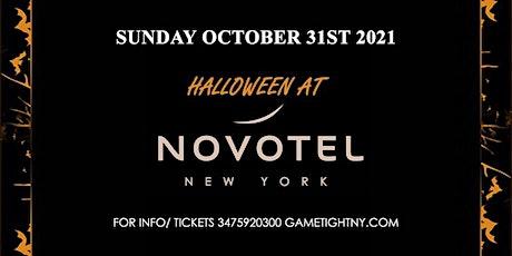 Novotel Rooftop Halloween party 2021 tickets