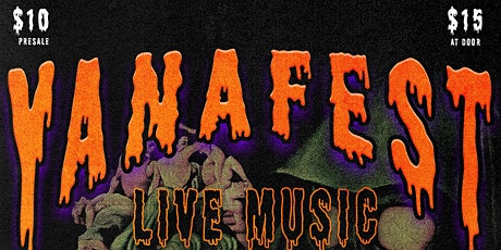 YANAFEST  Arts and Music Festival tickets