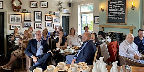 Coffee and Networking at the Wych Elm Kingston tickets