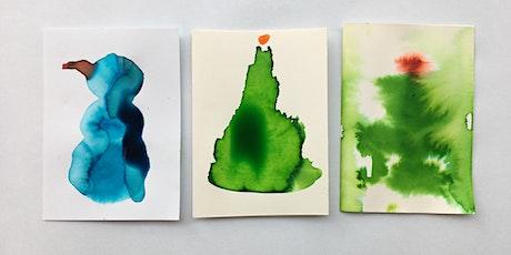 Familienzeit-Workshop: Karten und kleine Kunstwerke Tickets