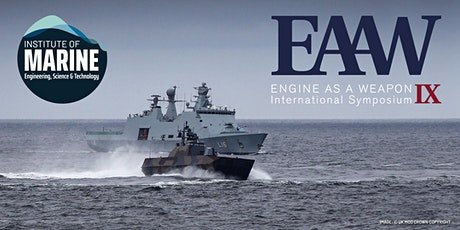 Engine as a Weapon International Symposium IX tickets