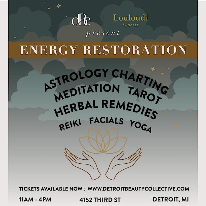 Energy Restoration Series image