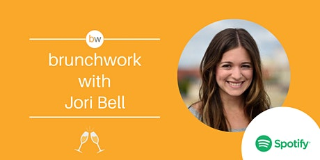 brunchwork w/ Jori Bell (Spotify) tickets