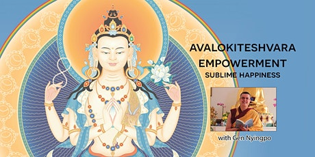 Avalokiteshvara Retreat Sun 12 Dec In-Person tickets
