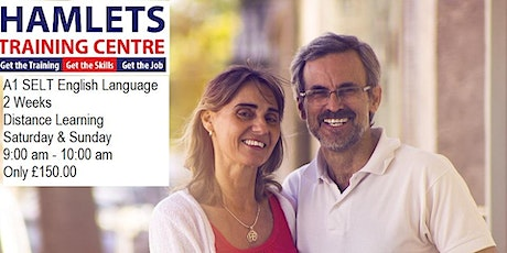 A1 SELT English Language Course - Distance Learning - Spouse Visa tickets