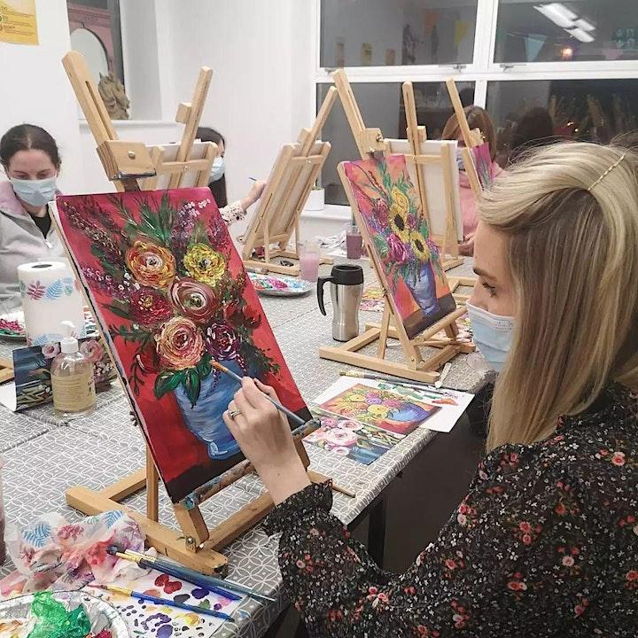 Halloween and Art In Annascaul with Ciara image