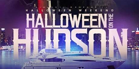 HORROR ON THE HUDSON COSTUME  SPOOKY YACHT PARTY HALLOWEEN CRUISE tickets