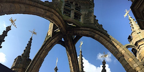 Film Premiere – Newcastle Cathedral's Lantern Tower Film tickets