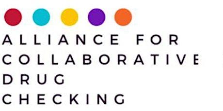 ACDC Drug Checking Summit 2021 tickets