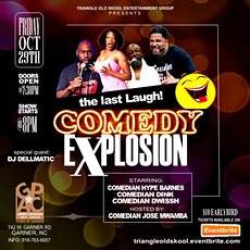 The Last Laugh Comedy eXplosion tickets