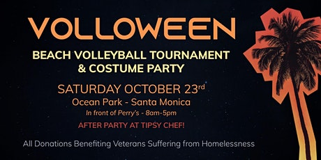 Volloween Beach Event and Volleyball Tournament tickets