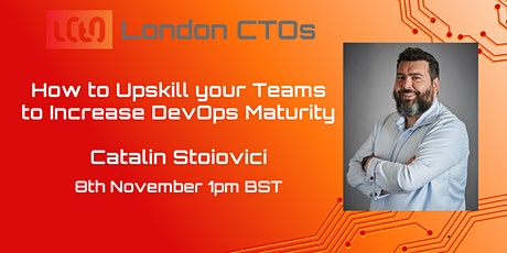 How to Upskill your Teams to Increase DevOps Maturity tickets