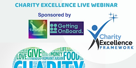 Charity Excellence Live Webinar tickets