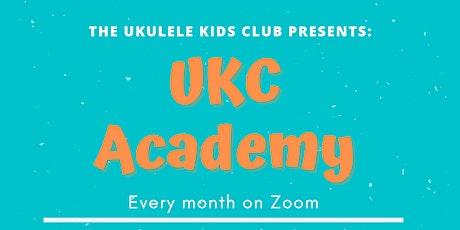 UKC Academy: Flamenco Ukulele tickets