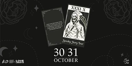Lancaster Spooky Skeleton Tours tickets