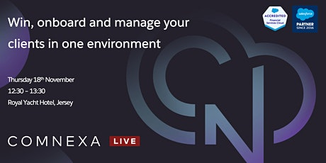 Win, onboard and manage your clients in one environment tickets