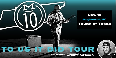 Mitchell Tenpenny - To Us It Did Tour tickets