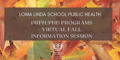 Doctoral Programs Information Session tickets