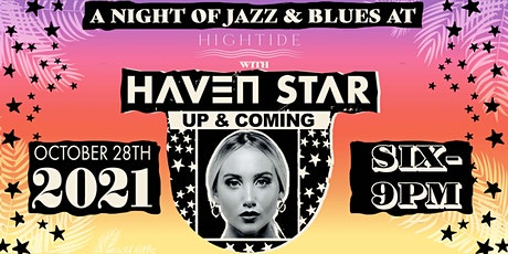 A Night of Jazz & Blues with Haven Star @ the only Home of the Boat Show! tickets