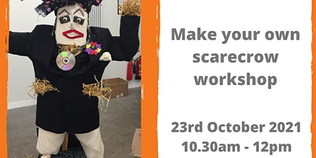 Make your own scarecrow workshop tickets