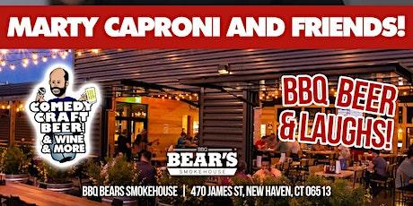 Comedy Night at Bears Smokehouse BBQ tickets