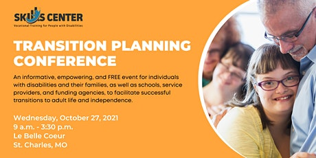 Transition Planning Conference tickets