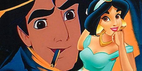 Aladdin: Private Dick in 'Genies With Dirty Wishes' tickets