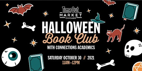 Halloween Book Club With Connections Academics tickets