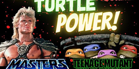 TURTLE POWER DOUBLE FEATURE tickets