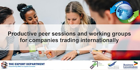 'International Trader' Network and Support (Leicestershire) tickets