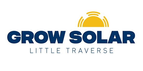 Grow Solar Little Traverse In-Person Solar Power Hour tickets