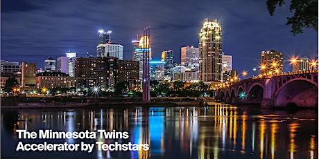 Minnesota Twins & Techstars Mentor Mixer tickets
