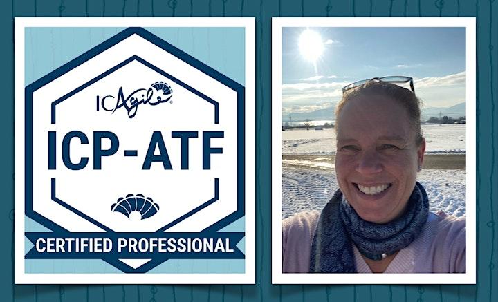 Agile Team Facilitator . ATF-Framework . Certificate ICP-ATF . remote . en image