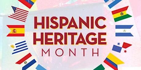 Hispanic  Heritage Month Festival tickets