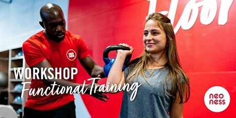WORKSHOP FUNCTIONAL TRAINING tickets
