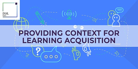 Providing Context for Learning Acquisition tickets